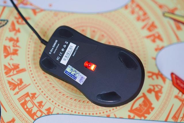 Mê mẩn trước vẻ đẹp của chuột gaming chất lừ trong bộ E-DRA Lạc Hồng - Ảnh 3.