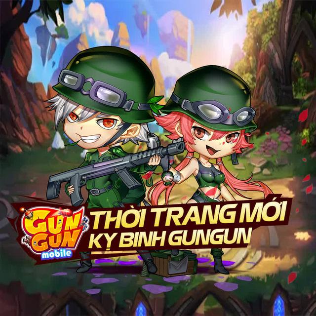 Gun Gun Mobile công bố landing đặc biệt mừng Big Update, tiếp tục phát lương cho game thủ toàn server - Ảnh 2.