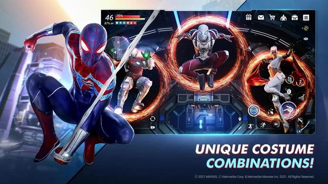 Game nhập vai thế giới mở có quy mô lớn nhất về vũ trụ Marvel ra mắt, người chơi VN có chơi được không? - Ảnh 2.