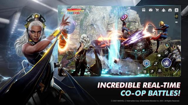 Game nhập vai thế giới mở có quy mô lớn nhất về vũ trụ Marvel ra mắt, người chơi VN có chơi được không? - Ảnh 3.