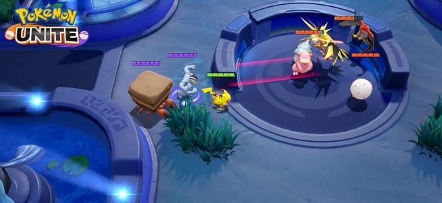Cận cảnh chi tiết game MOBA Pokémon, kẻ kế thừa của Liên Quân Mobile hay mở ra trào lưu MOBA mới? - Ảnh 5.