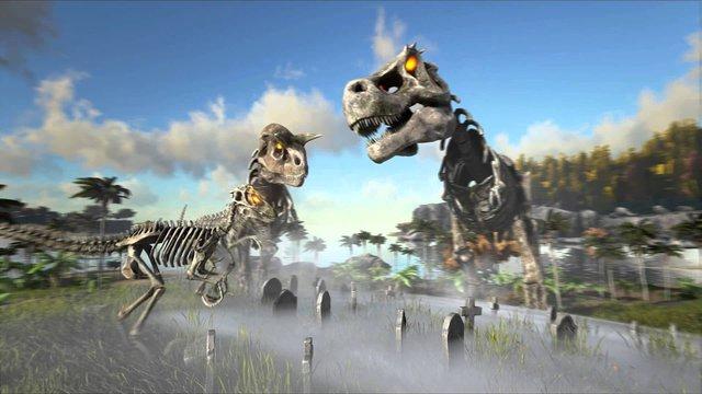 Giải trí cuối tuần với ARK: Survival Evolved miễn phí trên Steam - Ảnh 2.