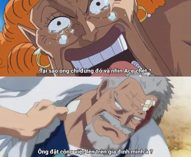 One Piece: Được mệnh danh là anh hùng hải quân tuy nhiên Garp lại bất lực trước người phụ nữ này? - Ảnh 1.