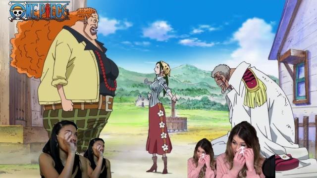 One Piece: Được mệnh danh là anh hùng hải quân tuy nhiên Garp lại bất lực trước người phụ nữ này? - Ảnh 2.
