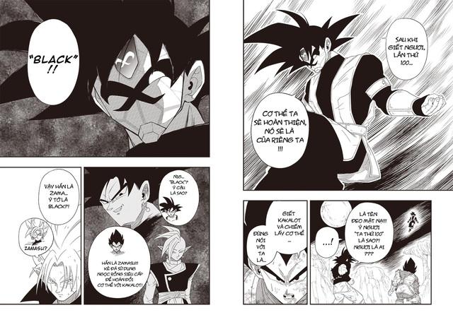 Super Dragon Ball Heroes: Black đã sát hại 99 Goku ở 99 dòng thời gian khác nhau và đang cố làm gỏi nốt người thứ 100 - Ảnh 2.