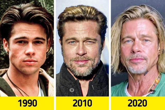 Dàn sao Hollywood đã thay đổi kiểu tóc thế nào kể từ khi xuất hiện lần đầu tiên trên màn ảnh rộng - Ảnh 4.