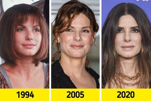 Dàn sao Hollywood đã thay đổi kiểu tóc thế nào kể từ khi xuất hiện lần đầu tiên trên màn ảnh rộng - Ảnh 7.