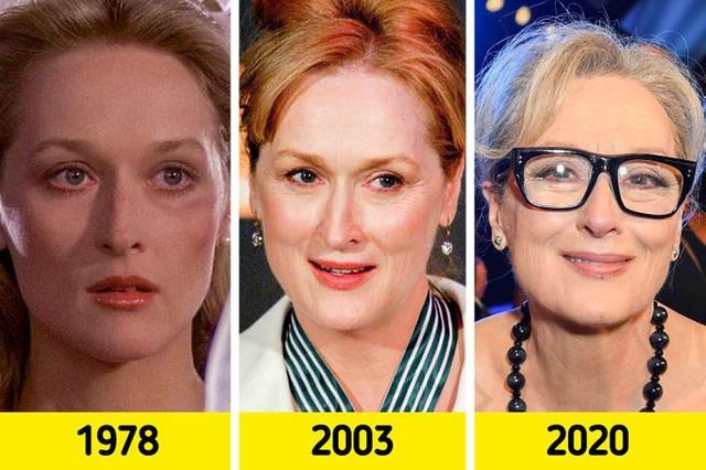 Dàn sao Hollywood đã thay đổi kiểu tóc thế nào kể từ khi xuất hiện lần đầu tiên trên màn ảnh rộng - Ảnh 15.