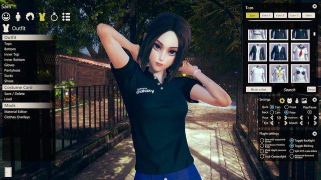 Rất nhanh chóng, trợ lý ảo mới của Samsung trở thành nữ chính trong tựa game 18 nổi tiếng - Ảnh 3.