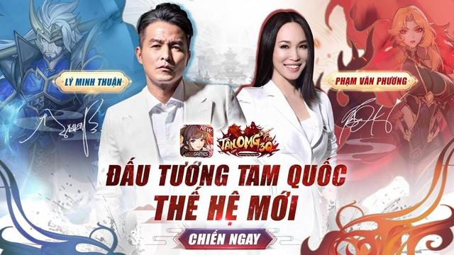 Cặp đôi Dương Quá, Tiểu Long Nữ: Tiên đồng ngọc nữ Thần Điêu Đại Hiệp gây sốc khi làm đại sứ game tại VN - Ảnh 1.