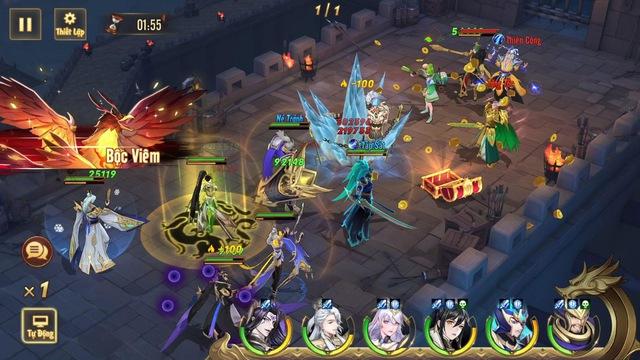Cặp đôi Dương Quá, Tiểu Long Nữ: Tiên đồng ngọc nữ Thần Điêu Đại Hiệp gây sốc khi làm đại sứ game tại VN - Ảnh 6.