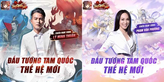 Cặp đôi Dương Quá, Tiểu Long Nữ: Tiên đồng ngọc nữ Thần Điêu Đại Hiệp gây sốc khi làm đại sứ game tại VN - Ảnh 5.