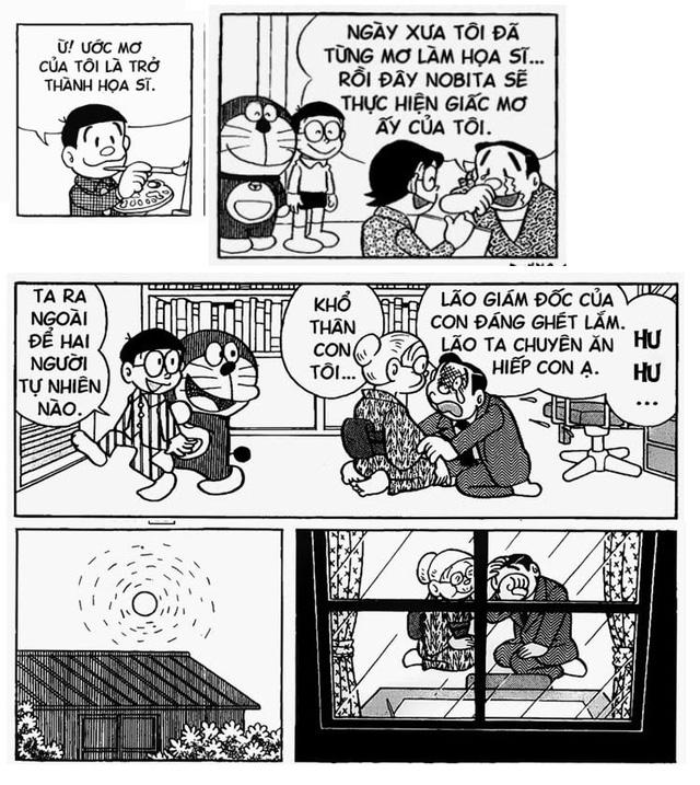 Những mẩu chuyện cảm động khiến fan cứng Doraemon phải bật khóc - Ảnh 6.