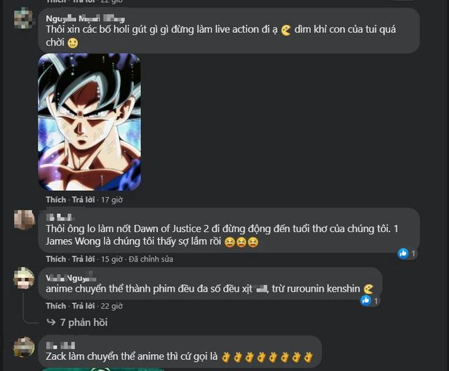 Zack Snyder chia sẻ sẵn sàng tiếp nhận live action Dragon Ball, các fan khuyên đừng phá vỡ hình tượng Khỉ Con - Ảnh 4.