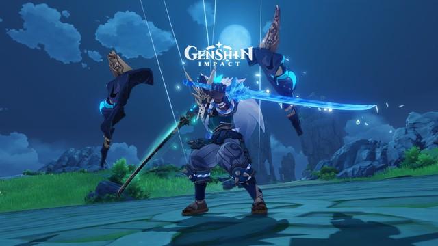 Chán nản với việc bị leak, Genshin Impact công bố luôn nhân vật mới trước cả tháng trời - Ảnh 3.