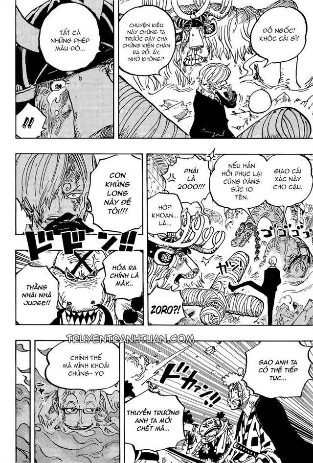 One Piece: Cha của Sanji và gia đình Germa 66 sẽ tới Wano để hỗ trợ anh chàng tóc vàng đánh bại Queen? - Ảnh 2.