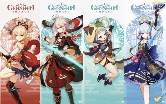 Genshin Impact: Tất tần tật những nhân vật mới bị rò rỉ bởi miHoYo và các leaker - Ảnh 1.
