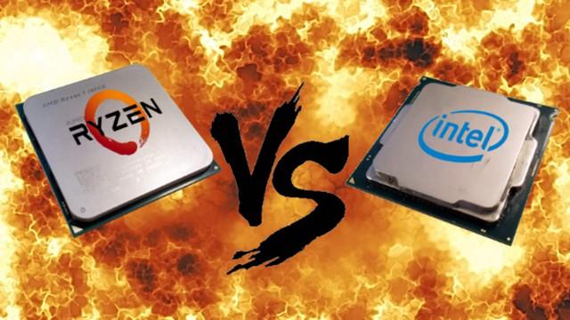 AMD hoàn toàn thua thiệt, game thủ rất yêu thích chip Intel - Ảnh 1.