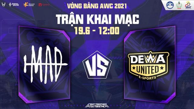 Giải đấu Liên Quân Mobile thế giới - Arena of Valor World Cup 2021 khởi tranh, đại diện Việt Nam có cửa Vô Địch? - Ảnh 4.
