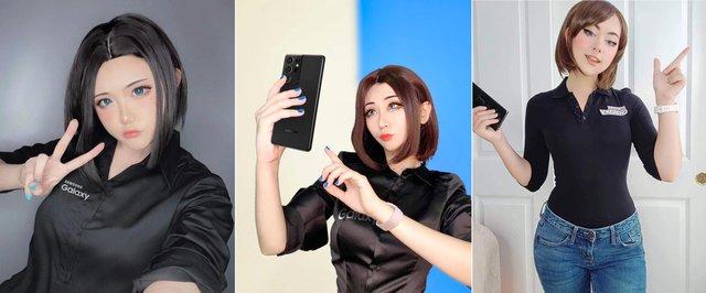 Nàng trợ lý ảo Samsung xuất hiện trong tựa game 18+ Honey Select 2 - Ảnh 6.