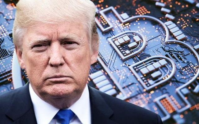 Lâu lâu mới xuất hiện, ông Trump gọi Bitcoin là trò lừa đảo khiến giá đồng tiền số này lao dốc - Ảnh 2.