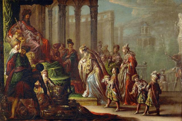 Truyền thuyết về vua Solomon và 72 con quỷ từ địa ngục - Ảnh 1.