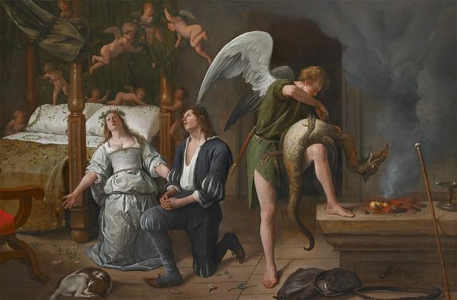Asmodeus: Hoàng tử địa ngục khét tiếng tàn độc, sát hại cả 7 đời chồng của crush - Ảnh 6.