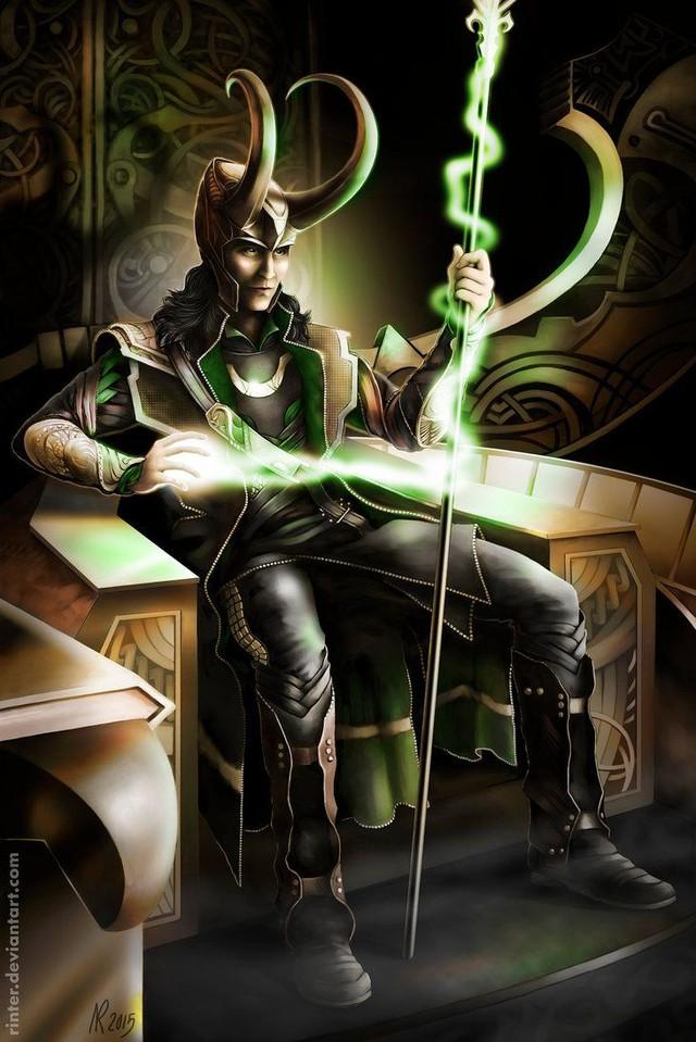 Điểm mặt 4 phiên bản ông hoàng lừa đảo Loki ấn tượng nhất từng xuất hiện trong Marvel Comics? - Ảnh 4.