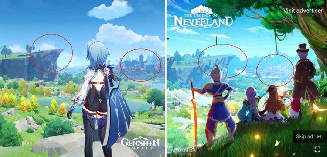 Xuất hiện tựa game bị tố đạo nhái giống tới 99% Genshin Impact - Ảnh 1.