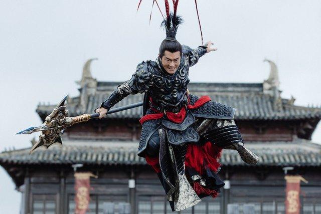 Dynasty Warriors live-action đã có mặt trên Netflix - Ảnh 1.