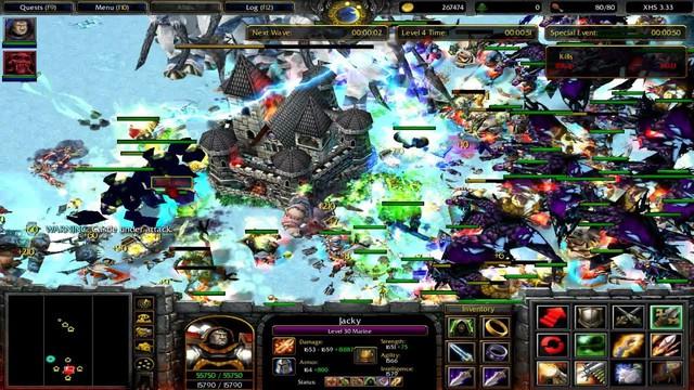 Bên cạnh DOTA, D-DAY, đây chính là những custom map huyền thoại một thời của Warcraft 3 mà hiếm ai không biết tới (p1) - Ảnh 1.