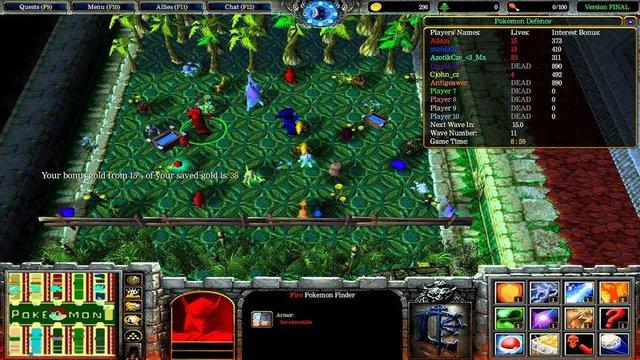 Bên cạnh DOTA, D-DAY, đây chính là những custom map huyền thoại một thời của Warcraft 3 mà hiếm ai không biết tới (p1) - Ảnh 3.