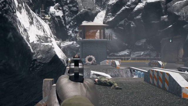 Khâm phục game thủ dùng 3 năm trời để tái hiện huyền thoại GoldenEye 007 trong Far Cry 5 - Ảnh 1.