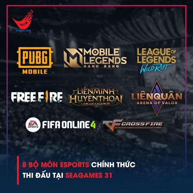 SEA Games 31 có khả năng bị hoãn, Esports Việt Nam lại phải chờ để tỏa sáng trên chính sân nhà? - Ảnh 1.