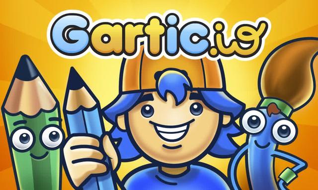 Gartic.io - Giải pháp thay thế hoàn hảo cho Scribble It! trên điện thoại - Ảnh 1.