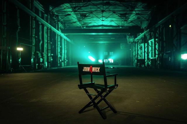 John Wick 4 bắt đầu bấm máy, kèo đấu tay đôi giữa Chân Tử Đan với Keanu Reeves chính thức được chốt - Ảnh 1.
