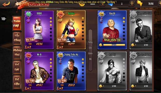 Người Trong Giang Hồ chính thức ra mắt, tặng combo quà cực xịn sò cho toàn bộ game thủ! - Ảnh 6.