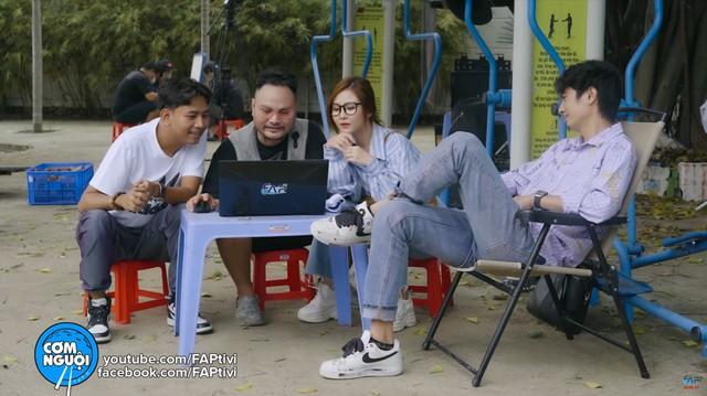 Linh Lung xuất chiến ngăn cản FAP TV tan rã, kéo top thịnh hành cho nhóm hài triệu view - Ảnh 2.