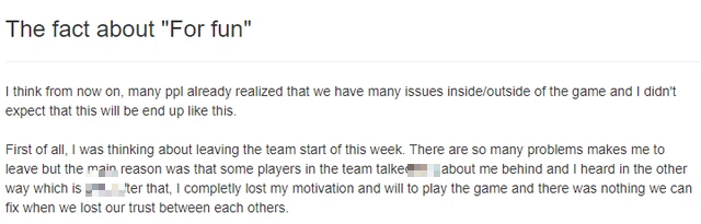 Bất mãn với Riot và xảy ra lục đục nội bộ, đội tuyển LMHT phá game ngay tại giải đấu khiến fan phẫn nộ - Ảnh 3.