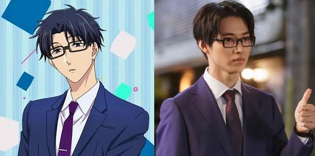 Loạt nhân vật manga ấn tượng mà Hoàng tử shoujo Kento Yamazaki đã từng hóa thân - Ảnh 4.