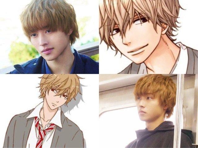 Loạt nhân vật manga ấn tượng mà Hoàng tử shoujo Kento Yamazaki đã từng hóa thân - Ảnh 8.