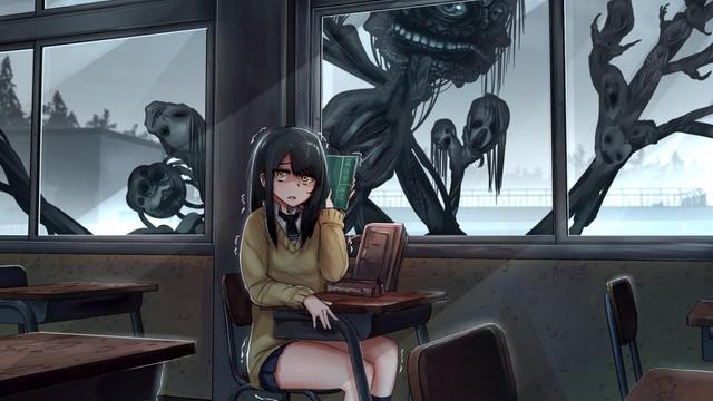 Top 4 manga ma quỷ kinh dị nhưng lại siêu hài hước, gặp ma mà toàn thấy tấu hài - Ảnh 1.