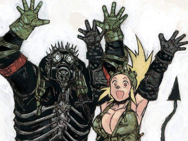 Top 4 manga ma quỷ kinh dị nhưng lại siêu hài hước, gặp ma mà toàn thấy tấu hài - Ảnh 2.