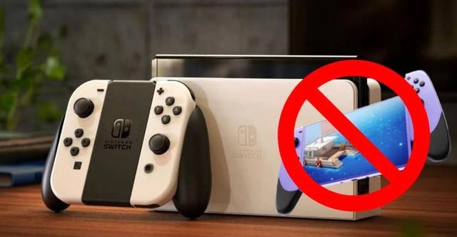 Cộng đồng game thủ tỏ ra thất vọng với phiên bản Nintendo Switch OLED mới - Ảnh 1.
