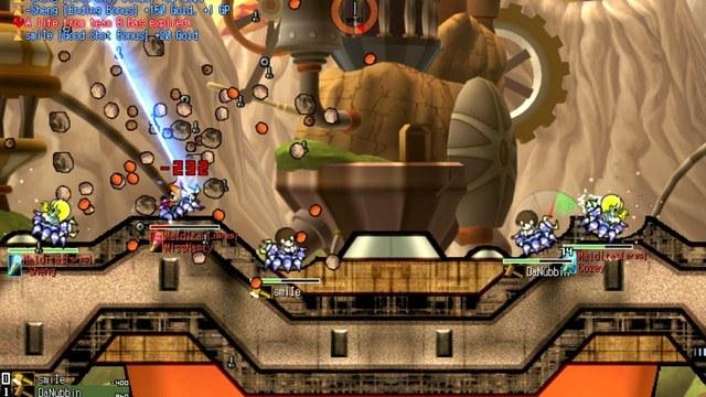 4-4 Aduka, Solo Boomerang và những hoài niệm một thời về huyền thoại Gunbound mà các game thủ nhớ mãi - Ảnh 4.