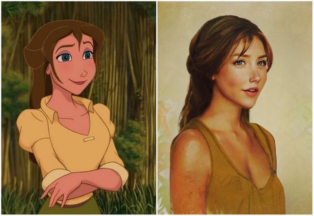 Khi những nàng công chúa, hoàng tử Disney bước từ phim ra đời thật trông càng quyến rũ bội phần - Ảnh 3.