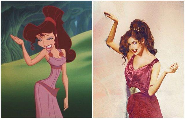 Khi những nàng công chúa, hoàng tử Disney bước từ phim ra đời thật trông càng quyến rũ bội phần - Ảnh 4.