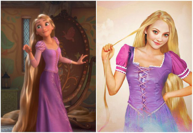 Khi những nàng công chúa, hoàng tử Disney bước từ phim ra đời thật trông càng quyến rũ bội phần - Ảnh 6.