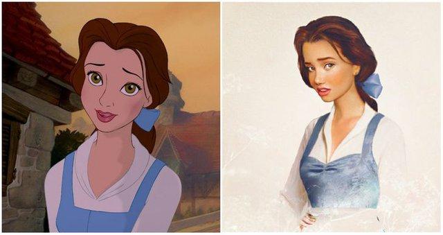 Khi những nàng công chúa, hoàng tử Disney bước từ phim ra đời thật trông càng quyến rũ bội phần - Ảnh 12.