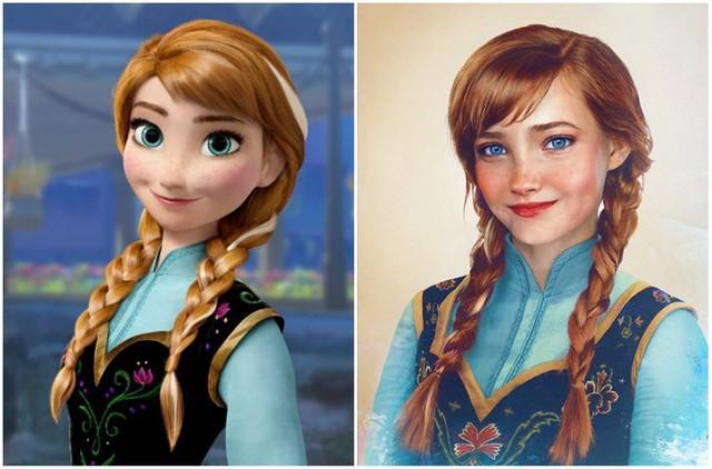 Khi những nàng công chúa, hoàng tử Disney bước từ phim ra đời thật trông càng quyến rũ bội phần - Ảnh 14.